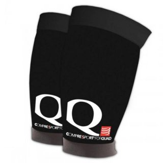Compression Sportive Compressport QUAD Noir