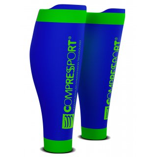Compressport CALF R2 v2 Blue