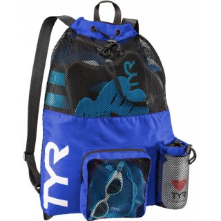 TYR BIG MESH MUMMY Backpack Royal