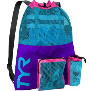 TYR BIG MESH MUMMY Puple / Blue
