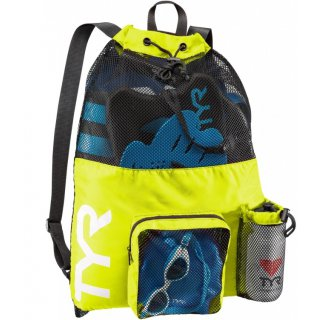 TYR BIG MESH MUMMY Fluo Yellow