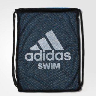 Filet d'entrainement Adidas Black / Shock Blue