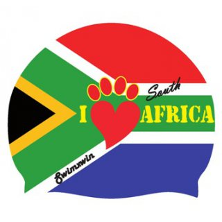 Bonnet de Natation Swimxwin SOUTH AFRICA