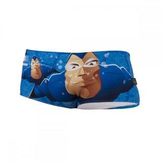d52962a7cef4 Maillot de bain de natation Zerod Homme Boxer Ravenman Atoll Bleu