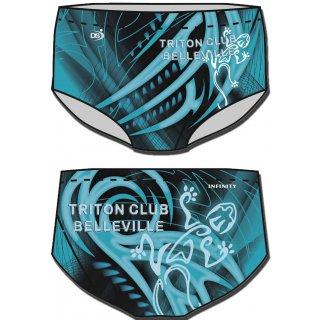 Maillot de bain Homme / Garçon du Triton Club Belleville