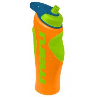 Water Bottle Maru Orange/Lime/Blue