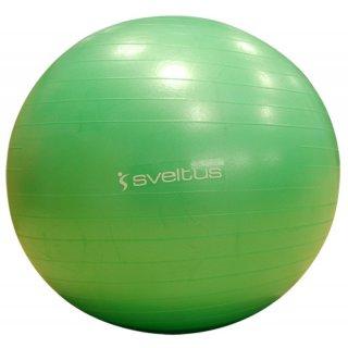 Renforcement Musculaire Sveltus GYM BALL Vert Ø65cm