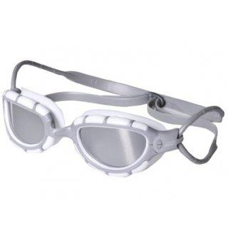 Zoggs PREDATOR Mirror / White / Silver